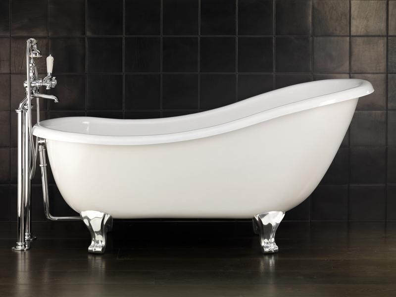 - Vasca da bagno con i piedi ...