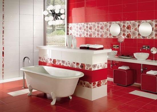 حمامات جديدة مودرن فخمة بالصور 2016 (3)
