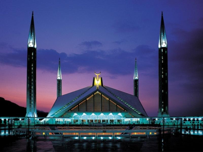 Faisal Mosque Islamabad – Pakistan