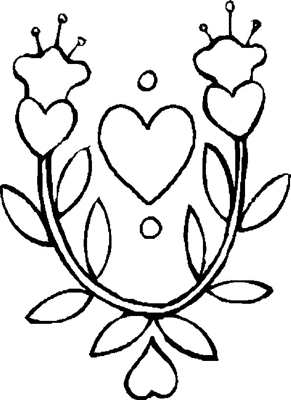 رسومات لتعليم التلوين للأطفال (2)