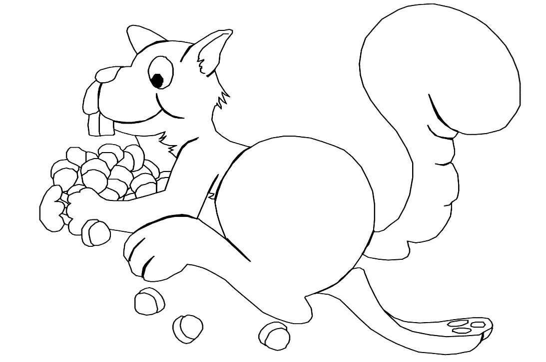 رسومات للتلوين للأطفال  (5)