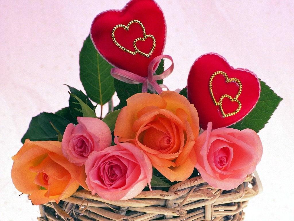 زهور حب ورومانسية (3)