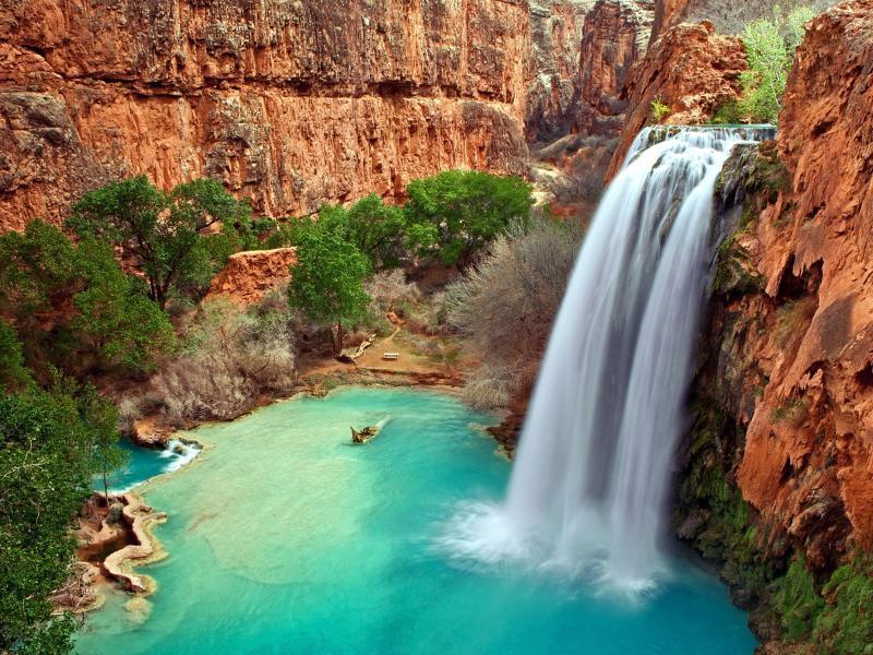صور اجمل شلالات في العالم  (2)