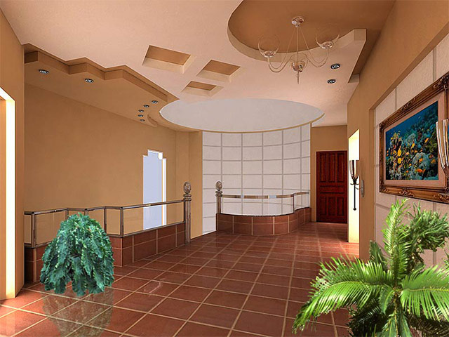 صور اشكال جبس اسقف وغرف وصالات (1)