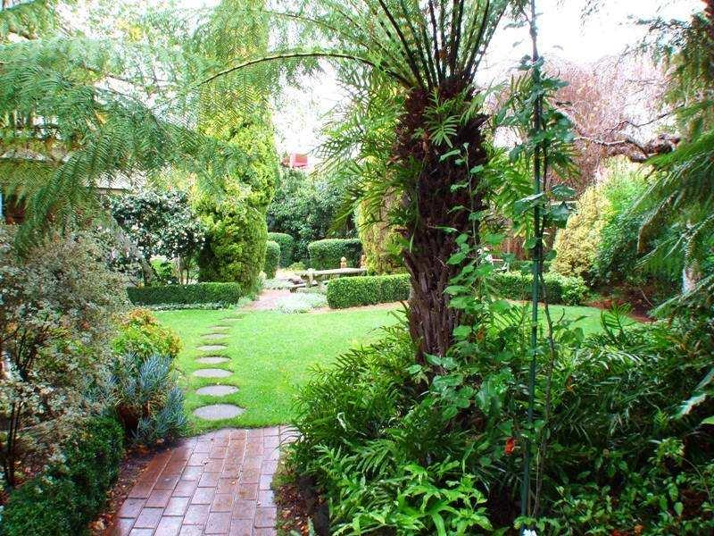 صور حدائق منزلية (2)