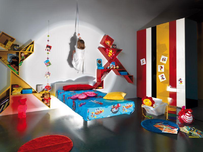 صور غرف نوم اطفال مودرن (4)