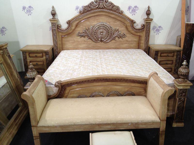 غرف نوم راقية روعة وجديدة (3)
