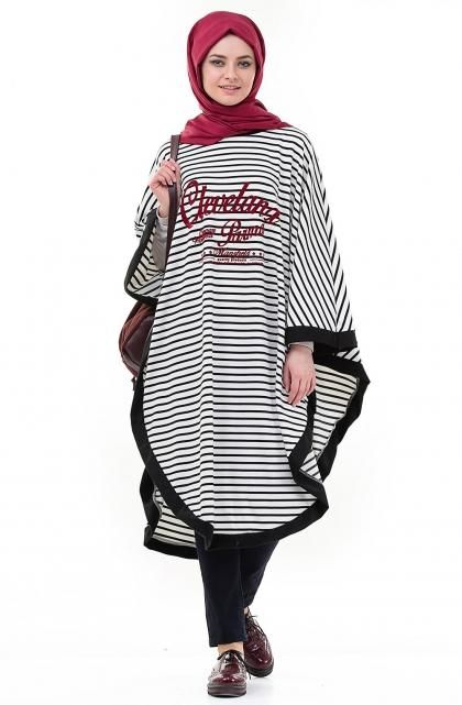 لبس محجبات تركي مودرن شيك جديد 2016 (1)