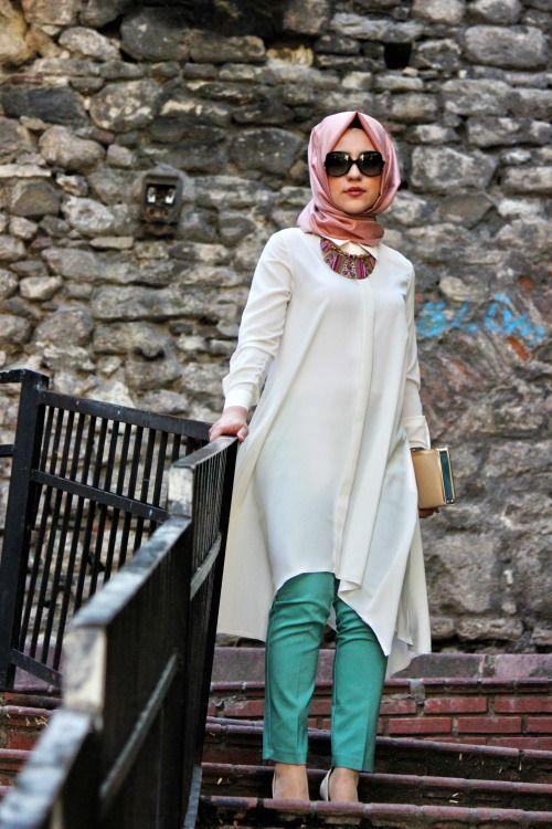 لبس محجبات جديد فاشون 2016 (1)