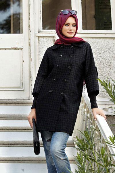 لبس محجبات جديد مودرن شيك (1)