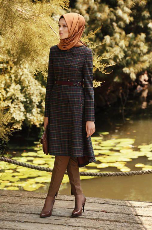 لبس محجبات فخم تركي جديد (3)
