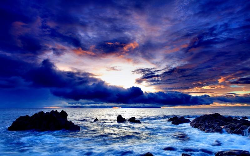 море перед бурей  № 3112491 без смс