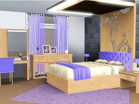 تصاميم والوان غرف نوم مودرن 2016 (4)
