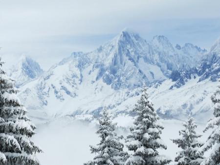 خلفيات عن الثلج (1)