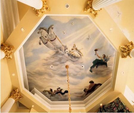 ديكور اسقف جبس2016 (2)
