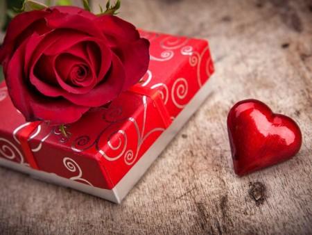 صور قلوب حب حمراء (5)