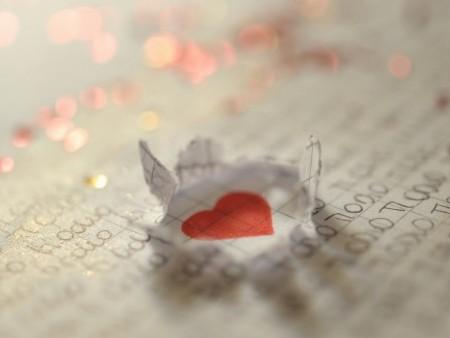 قلب حب بالصور (2)