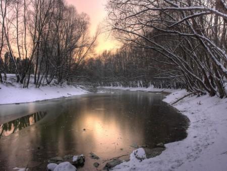 مناظر طبيعية عن الشتاء (5)