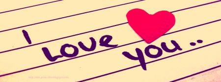 sms pour dire i love you