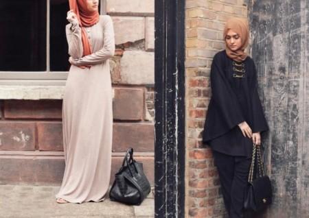 احدث تصميمات ازياء وملابس المحجبات لصيف 2016 (3)