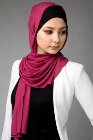 احدث طرق ربطات حجاب  (1)