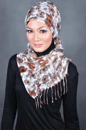 احدث لفات الطرح والحجاب (1)