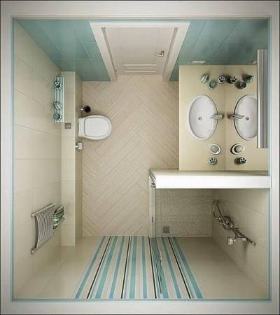 اشكال حمامات صغيرة (4)