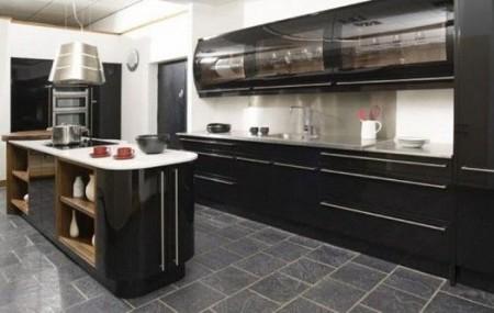 اشكال وتصميمات ديكور المطبخ  (2)