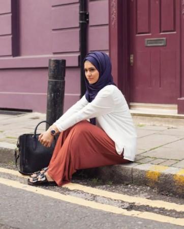 الوان وموضة ملابس المحجبات صيف 2016 (4)