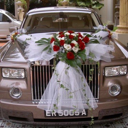 تزويق سيارات اعراس (2)