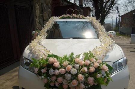 تزيين سيارات الاعراس بالصور  (4)