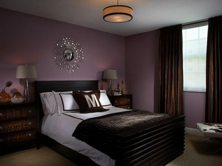 تصميمات واشكال غرف النوم الحديثة والمودرن بالوان جديدة (2)