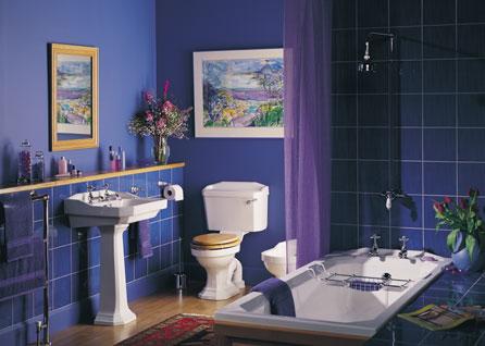 ديكور حمامات صغيرة (2)