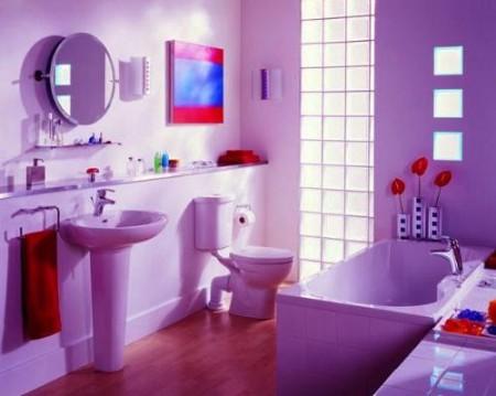 صور ديكورات حمامات صغيرة 2016 اطقم حمامات صغيرة (1)