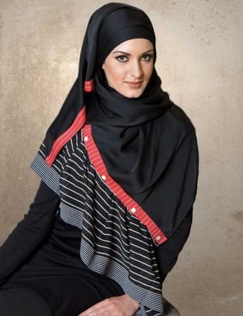صور لفات الحجاب (1)