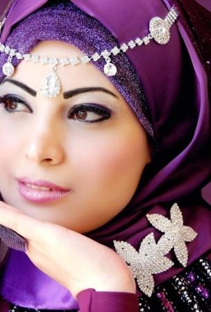 صور لفات الحجاب (2)