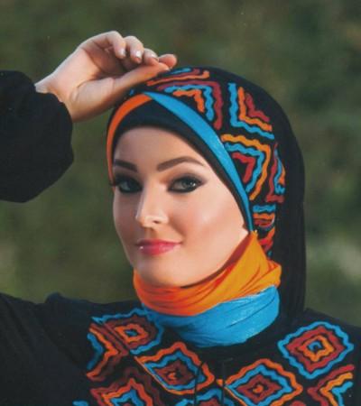 صور لفات الحجاب (4)