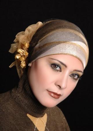 صور لفة الحجاب (1)