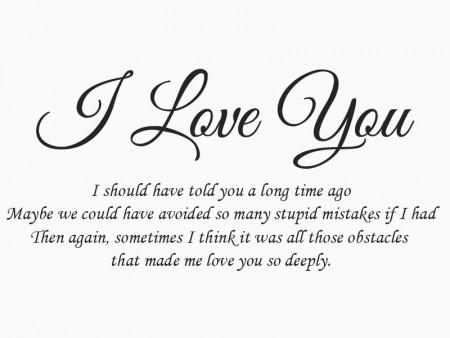 صور مكتوب عليها عبارات حب Love (1)