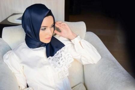 طرق لف الحجاب  (3)