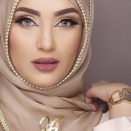 طريقة لف الحجاب (2)