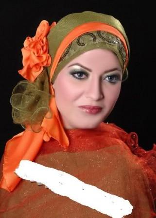 طريقة لف الحجاب (3)