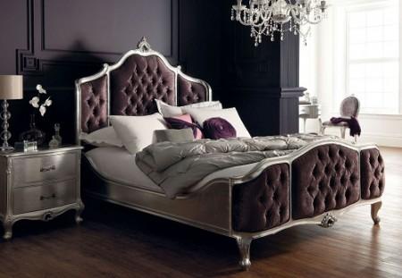 غرف نوم بالوان فخمة شيك جديدة مودرن (2)
