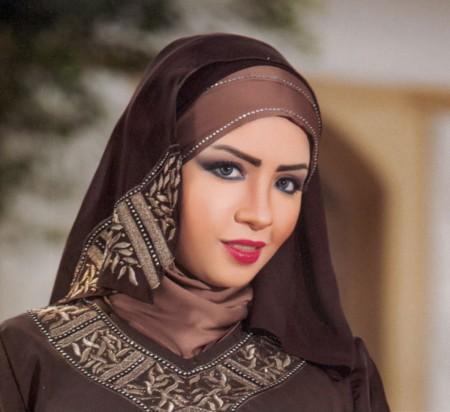 لفات حجاب جديدة بالصور والخطوات اجمل لفات الحجاب (4)
