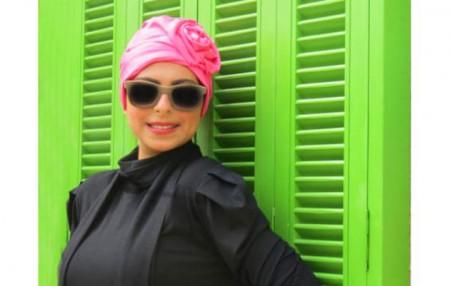 لفات حجاب جميلة جديدة (3)