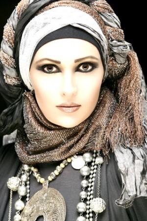 لفات حجاب حديثة (2)