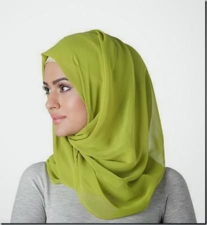 لفات حجاب حديثة (3)