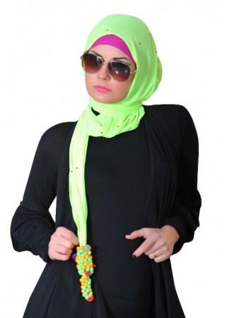لفات حجاب خروج (3)