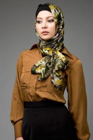 لفة حجاب بالصور (1)