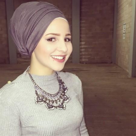لفة حجاب بالصور (4)